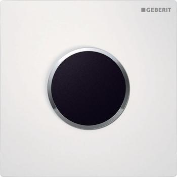 Geberit HyTronic Urinalsteuerung Sigma10 Netz (116.025.KJ.1) weiß / chrom hochglanz