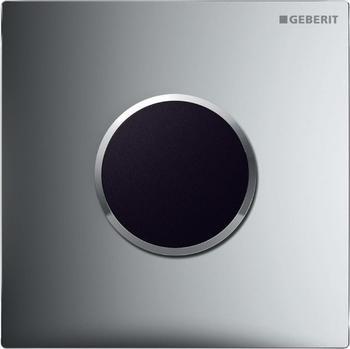 Geberit HyTronic Urinalsteuerung Sigma10 Netz (116.025.KN.1) chrom matt / chrom hochglanz