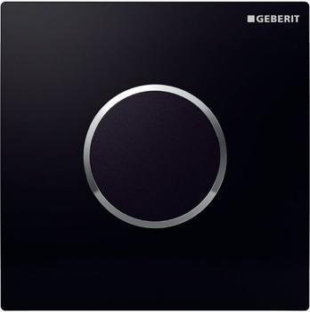 Geberit HyTronic Urinalsteuerung Sigma10 Netz (116.025.KM.1) schwarz / chrom hochglanz