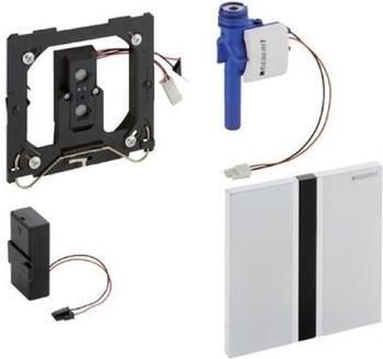 Geberit HyTronic Urinalsteuerung Sigma50 Batterie (116.036.GH.1) chrom gebürstet
