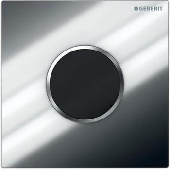Geberit HyTronic Urinalsteuerung Sigma10 Batterie (116.035.KH.1) chrom hochglanz / chrom matt