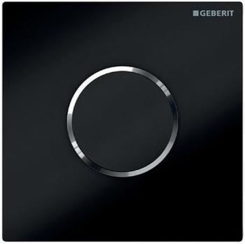 Geberit HyTronic Urinalsteuerung Sigma10 Batterie (116.035.KM.1) schwarz / chrom hochglanz