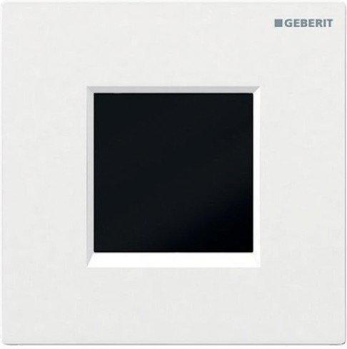 Geberit HyTronic Urinalsteuerung Sigma30 Batterie (116.037.KJ.1) weiß / chrom hochglanz