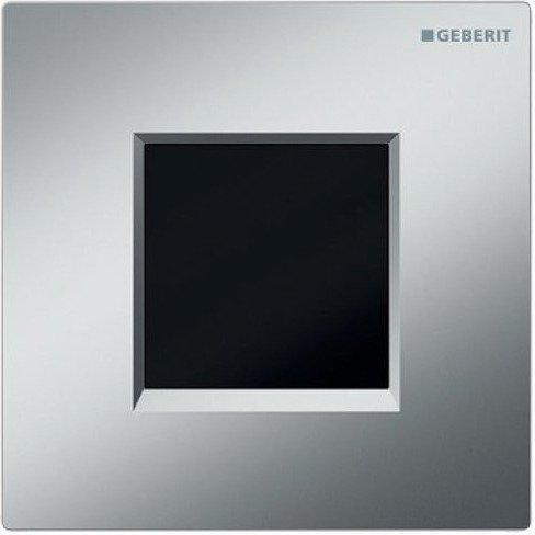 Geberit HyTronic Urinalsteuerung Sigma30 Batterie (116.037.KN.1) chrom matt / chrom hochglanz