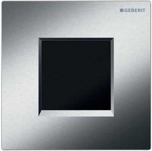 Geberit HyTronic Urinalsteuerung Sigma30 Batterie (116.037.KX.1) chrom gebürstet / chrom hochglanz