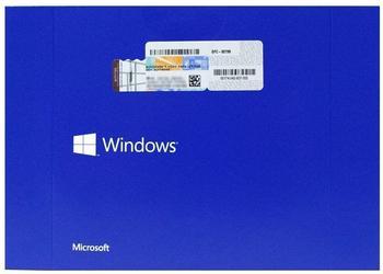Microsoft Windows 7 Home Premium 64Bit SP1 OEM (DE)