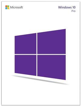 Microsoft Windows 10 Pro (Multi)