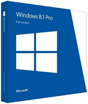 Microsoft Windows 8.1 Pro 32Bit (OEM) (DE)