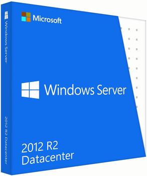Microsoft Windows Server 2012 Standard R2 Datacenter 64Bit (OEM) (2 CPU) (DE)