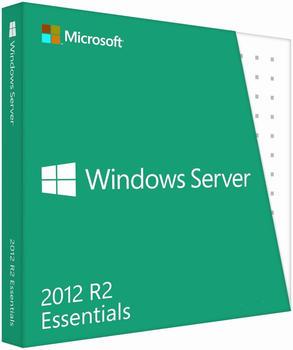 Microsoft Windows Server 2012 Standard R2 Essentials 64Bit (OEM) (1-2 CPU) (DE)