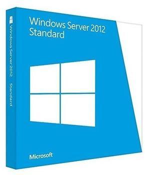 Microsoft Windows Server 2012 Standard (2 CPU/2VM) (SB/OEM) (Win) (DE)