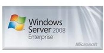 Microsoft Windows Server 2008 Enterprise R2 64Bit SP1 OEM (25 CALs 1 Server 1-8 CPU) (DE)