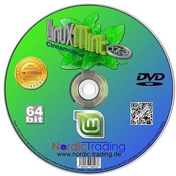 Nordic-Trading Linux Mint 17.3 Cinnamon 64-Bit DE
