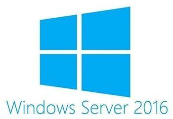 Microsoft Windows Server 2016 User-CAL (5 User) (DE)