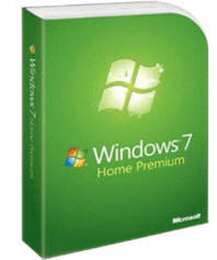 Microsoft Windows 7 Home Premium 64-Bit OEM NL