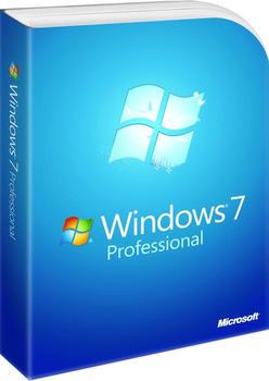 Microsoft Windows 7 Professional 32Bit SP1 OEM (DE)