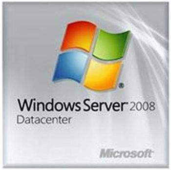 Microsoft Windows Server 2008 Datacenter OEM ROK (2 CPU) (IT)