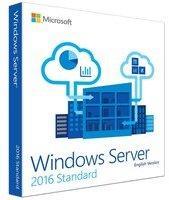 Microsoft Windows Server 2016 Standard 16 Core OEM ML