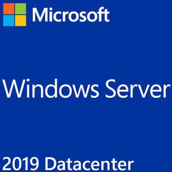 Microsoft Windows Server Datacenter 2019 64Bit German 1pk DSP OEI DVD 24 Core