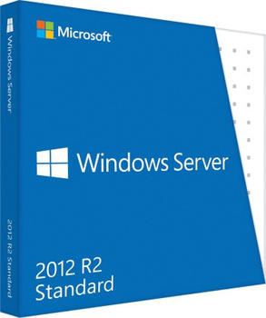 Microsoft Windows Server 2012 R2 Standard ROK OEM ML