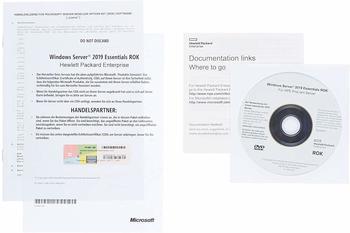 HP Windows Server 2019 Essentials
