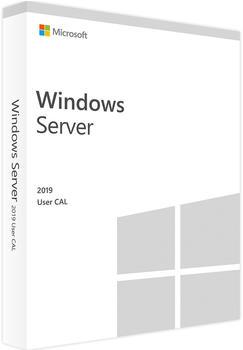 Microsoft Windows Server 2019 Benutzer CAL (1 Benutzer)