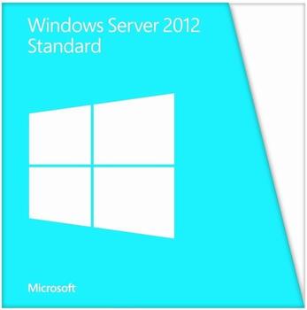 Microsoft Windows Server 2012 Standard (5 User-CAL) (SB/OEM) (Win) (DE)