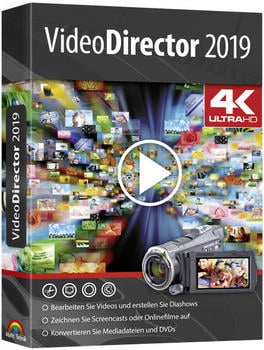 Markt+Technik Videodirector 2019