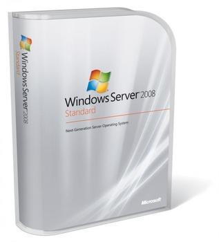 Microsoft Windows Server 2008 Open-NL (DE)