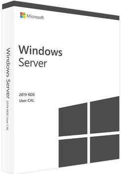 Microsoft Windows Server 2019 Remote Desktop Services User-CAL (10 User)