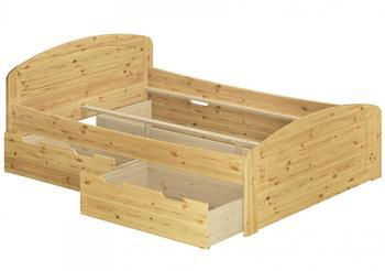 Erst-Holz 60.50-14 Bett (140 x 200 cm)