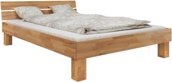 Erst-Holz Bett Buche (60.80-12) 120x200cm