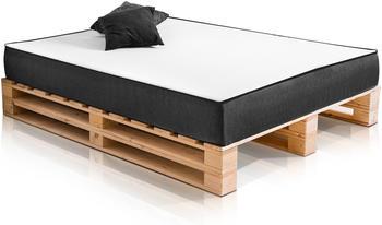 Möbel-Eins Paletti Duo Fichte natur 160x200cm