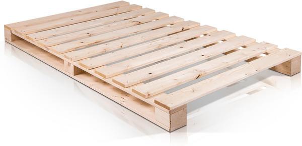 Möbel-Eins Paletti Fichte natur 140x200cm