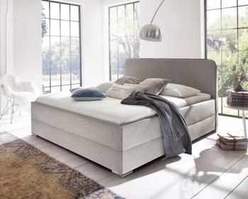 Meise Möbel Bellanotte schwarz 180x200cm