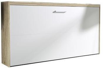 Rauch Susi 90x200cm weiß/braun (1558)