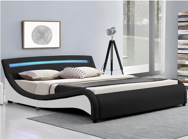 ArtLife Malaga 180x200cm schwarz