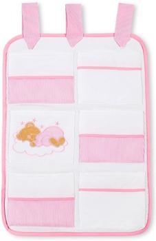 mixibaby-betttasche-sleeping-bear-rosa