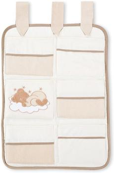 mixibaby-betttasche-sleeping-bear-beige