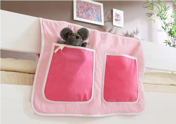 Ticaa Bett-Tasche pink/rosa