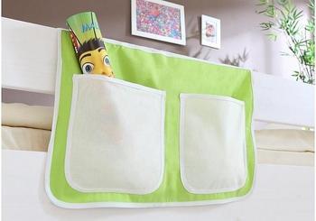 Ticaa Bett-Tasche beige grün