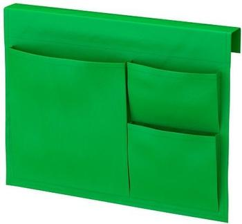 Ikea Stickat Betttasche grün