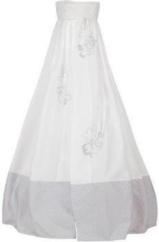 Noukies Betthimmel - Poudre d´étoiles weiß grau