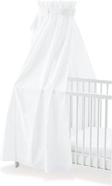 Pinolino Himmel für Kinderbetten weiß