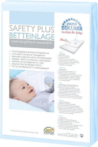 Julius Zöllner Betteinlage Safety Plus 70x140cm