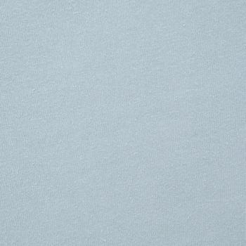 ALVI Spannbettlaken Trikot 70x140cm silber