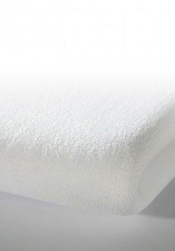 ALVI Spannbettlaken Tencel 70x140 weiß