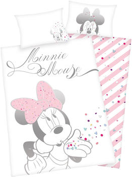 herding-bettwaesche-100x135cm-renforce-minnie-mouse