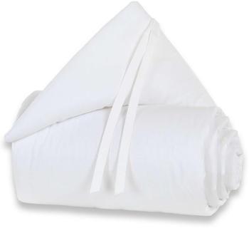 Babybay Nestchen Midi/Mini Organic Cotton - weiß