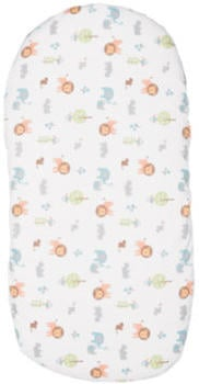 Chicco Spannbettlaken für Baby Hug 4 in 1 - Little Animals